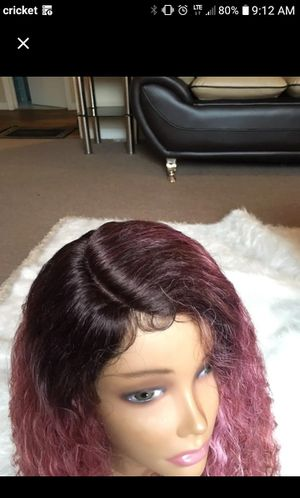 Pink soft wig for Sale in Glyndon, MD