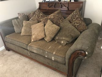 Fabric Couch for Sale in Alta,  UT