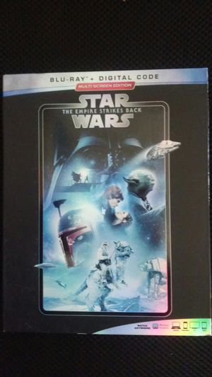 Star wars empire strikes back blueray for Sale in Los Angeles, CA