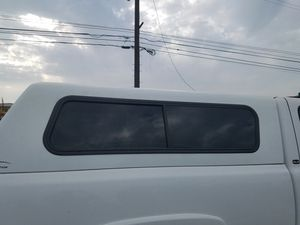 05 silv1500 camper shell 6.6 size bed for Sale in Carson, CA