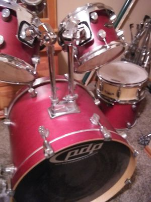 DW Drumset w/Cymbals, Stands,Pedals. for Sale for sale  Rock Springs, WY