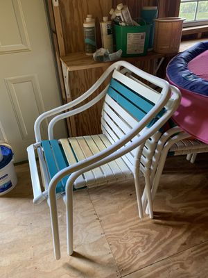 Pool side chairs for Sale in Temple Hills, MD