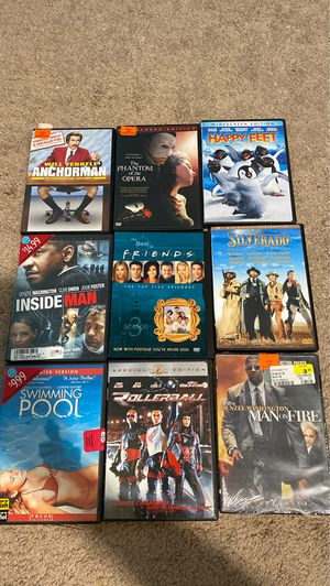 Random movies for Sale in Virginia Beach, VA