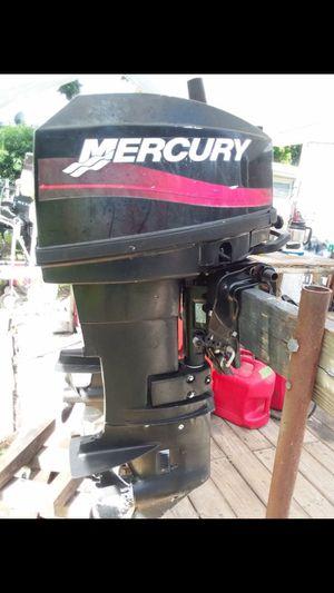 2001 Mercury 25hp 25 hp Outboard Engine Motor for Sale in Pompano Beach, FL