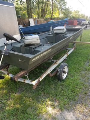 Fish Master 14ft Freshwater Boat for Sale in Portsmouth, VA