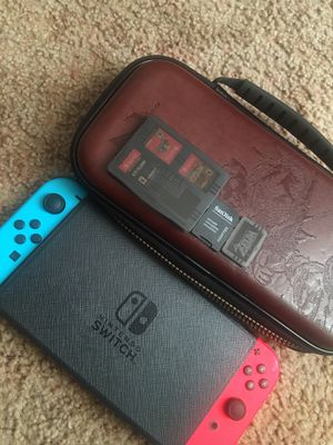 Nintendo switch for Sale in Greenville, TX
