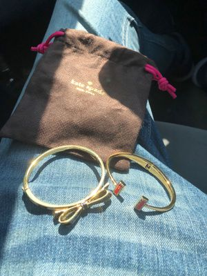 Kate spade gold braclets for Sale in Goodlettsville, TN
