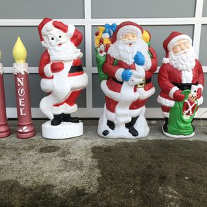 Christmas Blow Molds for Sale in Fircrest, WA