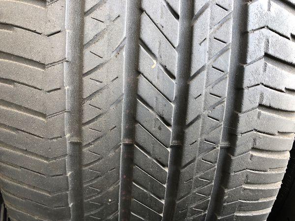 265/50/19 Bridgestone tire