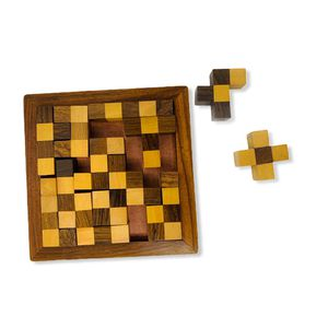 Wooden Brain Teaser Puzzle Game for Sale in Dacula, GA