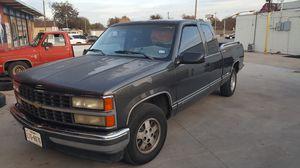 Chevy Silverado 1500 1992 for Sale in Abilene, TX