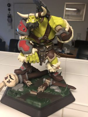 BlizzCon 2019 Orc Grunt Action Figure Collectible for Sale in Irvine, CA