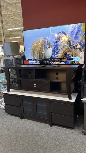 Tv Stands All Sizes for your TV Available today 8E6GF for Sale in Euless, TX