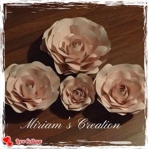 Paper flowers for Sale in Lakeland, FL