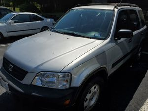 1999 Honda crv auto front wheel drive for sale or trade for Sale in Dallas, TX