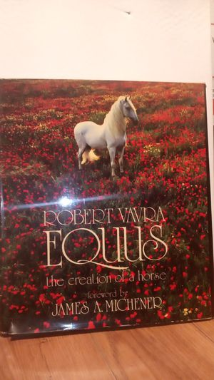 EQUUS - The creation of a horse hardback for Sale in Fresno, CA