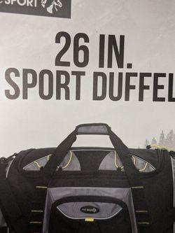 Large Sports Duffel Bag for Sale in Chula Vista,  CA