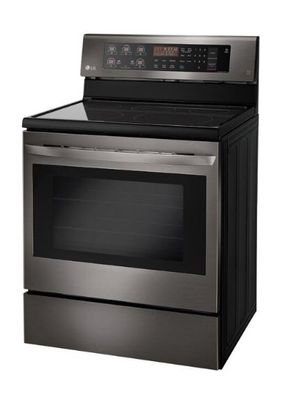 Lg electric range and above range microwave for Sale in Poway, CA