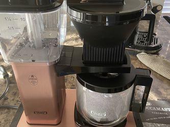 Moccamaster handmade coffee maker KBG741 for Sale in North Las Vegas,  NV