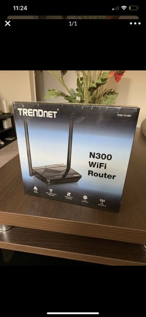N300 WiFi Router for Sale in Montgomeryville, PA