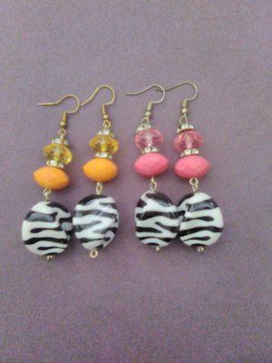 Handmade earrings for Sale in Tacoma, WA