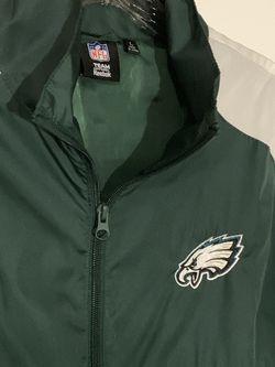 """Philadelphia EAGLES - Reebok """"Sports Illustrated"""" Jacket/Windbreaker - Men's Size Large for Sale in Wilmington,  DE"""