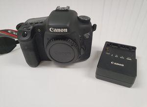 EOS Canon 7D for Sale in Pompano Beach, FL