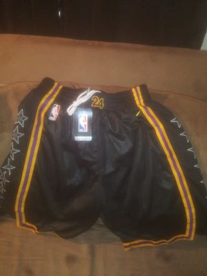 Brand new Kobe Bryant shorts size large $100 for Sale in Norfolk, VA