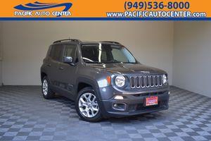 2017 Jeep Renegade for Sale in Costa Mesa, CA