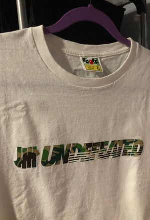 BAPE X Undefeated for Sale in Union City, CA