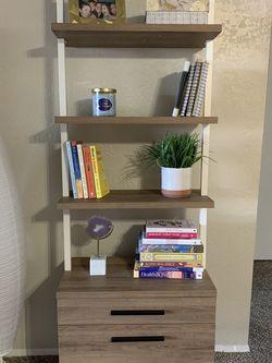 Modern Chic Ladder Shelf Industrial Bookcase for Sale in Tempe,  AZ