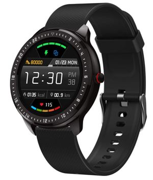 "Fitness Watch, 1.3"" Touchscreen Smart Watch with Heart Rate Blood Pressure Monitor,Waterproof Fitness Tracker with Sleep Tracking, Pedometer, Calories for Sale in Pasadena, CA"