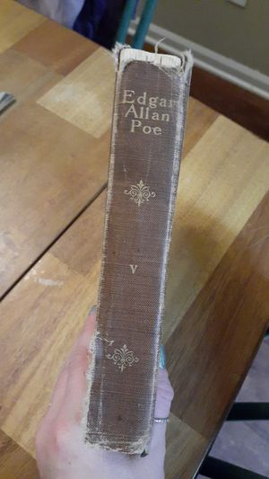 Fifth edition edgar allan Poe book for Sale in Rogers, AR