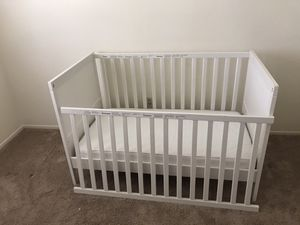 IKEA crib and other baby items for Sale in Colton, CA
