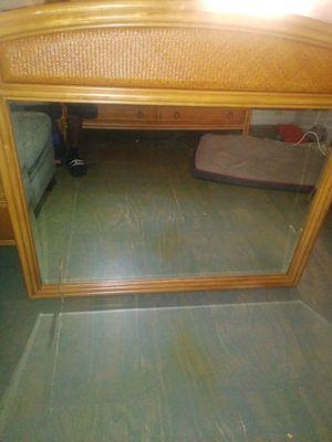 Dresser mirror wall mount for Sale in Clanton, AL