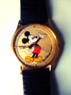 Vintage Walt Disney Mickey Mouse Watch for Sale in Raleigh, NC