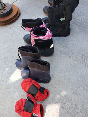 Kids Snow Boots for Sale in Long Beach, CA