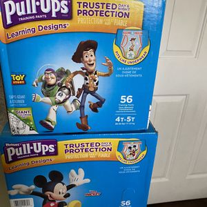 Pull Ups 4T-5T for Sale in Whittier, CA