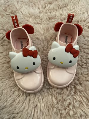 Hello Kitty Mini Melissa Shoes for Sale in National City, CA