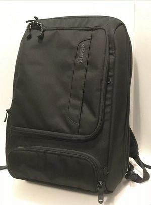 "eBags Professional Slim Laptop Backpack Business Black Carry On. 15.75"" laptop for Sale in Fort Lauderdale, FL"