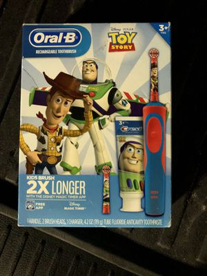 Toy Story Rechargeable Toothbrush for Sale in New York, NY