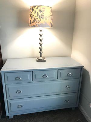 Small dresser. Light blue. for Sale in Fairfax, VA
