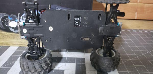 Wltoys a979b RC monster truck