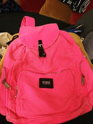 Pink by VS backpack for Sale in Las Vegas, NV