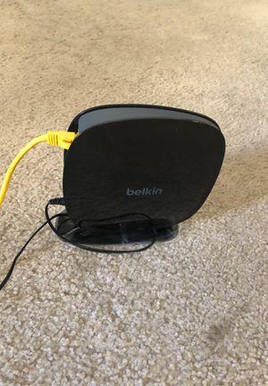 Router - belkin for Sale in Las Vegas, NV