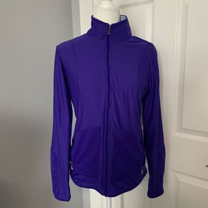 Adidas women jacket size medium for Sale in Orting, WA