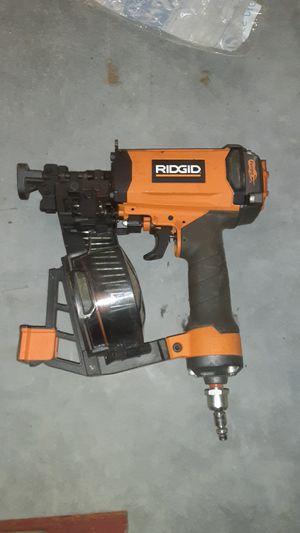Ridge nail gun for Sale in Springfield, VA