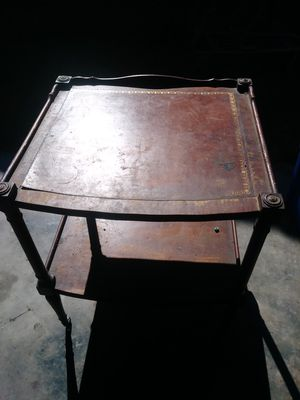 Two antique end tables 25$ each for Sale in Orlando, FL