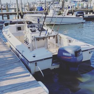 18 Foot Wellcraft Center Console Yamaha 115 for Sale in Beachwood, NJ