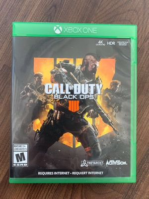 Black Ops 4 Xbox One for Sale in Portland, OR